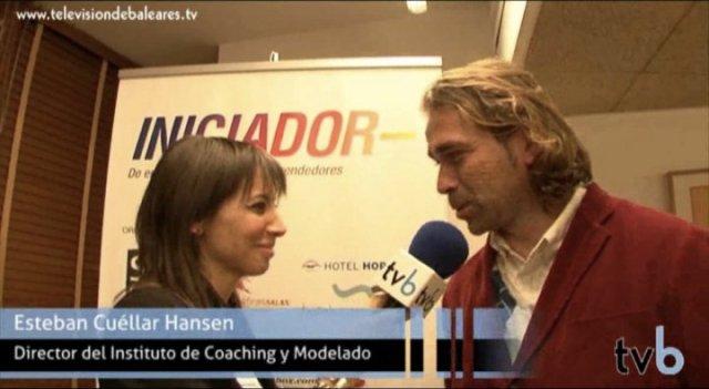 Esteban y Virginia. TV Baleares